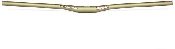 Renthal Fatbar V2 Clamp Diameter | Color | Rise | Width: 31.8mm | Gold | 10mm | 800mm