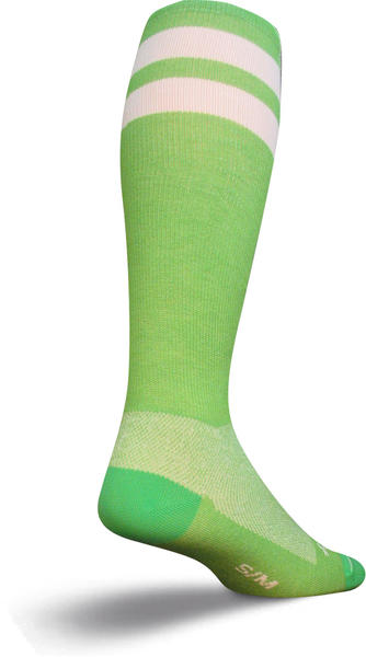 SockGuy Retro Green Socks