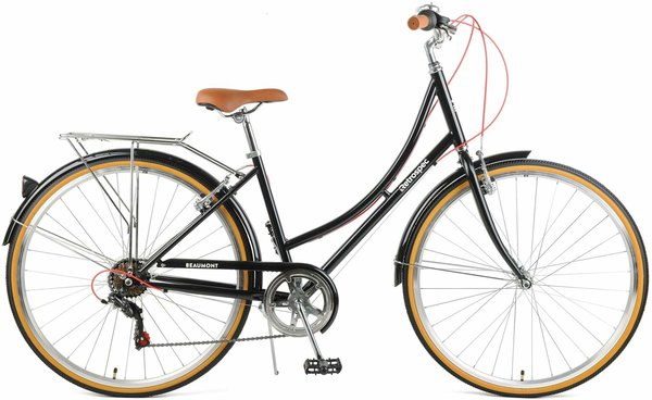 Retrospec Beaumont 7-Speed Step-Thru