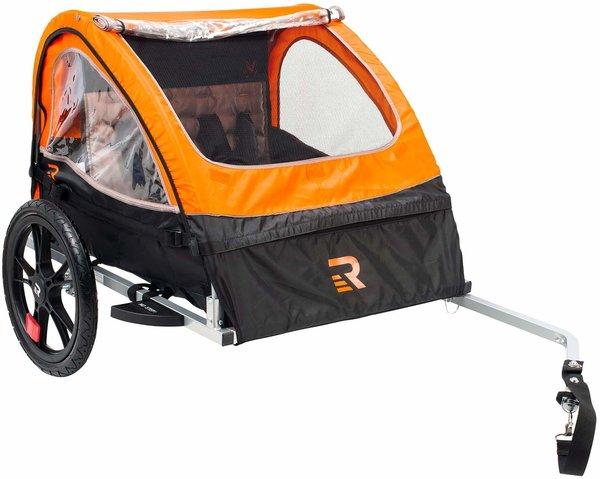 Retrospec Rover Two Passenger Children's Foldable Bike Trailer