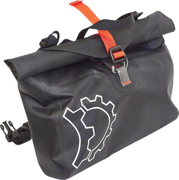 Revelate Designs Egress Pocket Handlebar Bag Color: Black