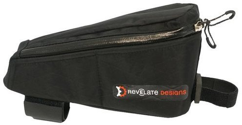 Revelate Designs Gas Tank Color: Black