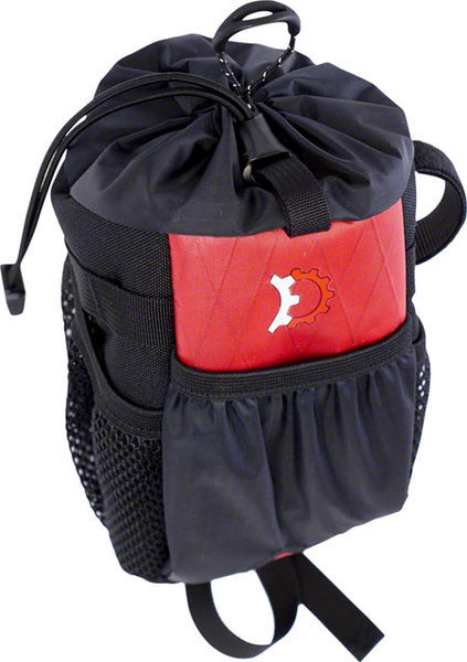 Revelate Designs Mountain Feedbag Color: Red