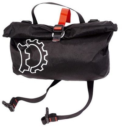 Revelate Designs Periphery Pocket Handlebar Bag Color: Black