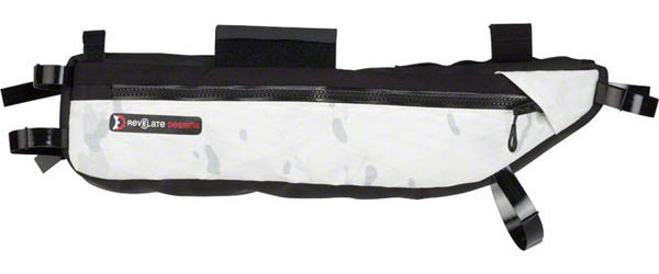 Revelate Designs Tangle Frame Bag Color: Alpine Camo