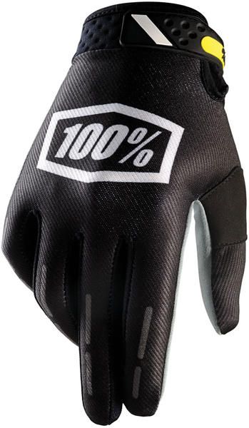100% Ridefit Gloves Color: Corpo