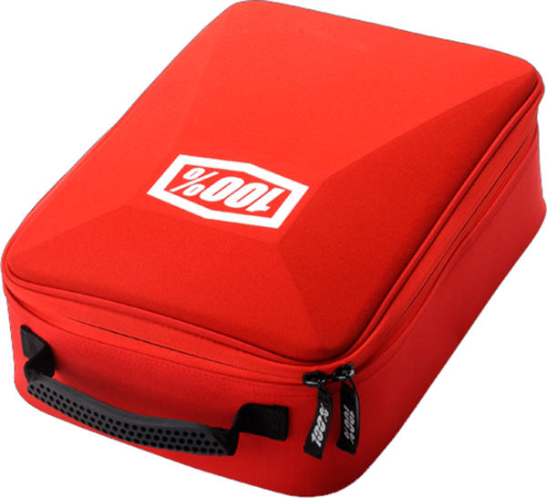 100% Goggles Case Color: Red