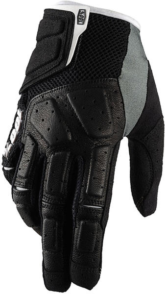 100% Simi Gloves Color: Black