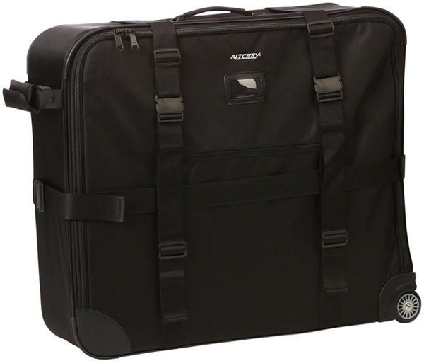 Ritchey Break-Away Deluxe Tandem Travel Bag Color: Black