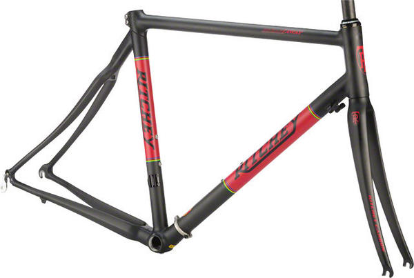 Ritchey Break-Away Carbon Road Frameset Color: Black/Red