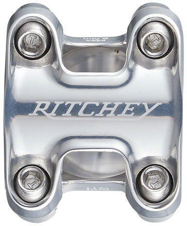 Ritchey Classic C220 Stem Face Plate Replacement Color: Silver