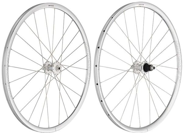 Ritchey Classic Zeta Disc Wheelset Color: Silver