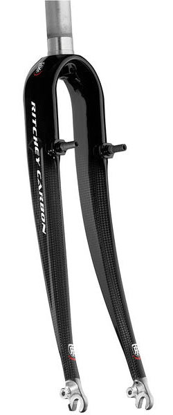 Ritchey Comp Carbon Cross Fork (1 1/8-inch Aluminum Steerer, 700c)