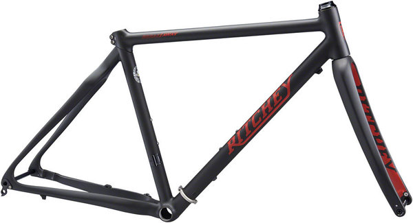 Ritchey Outback Break-Away Frameset Color: Black