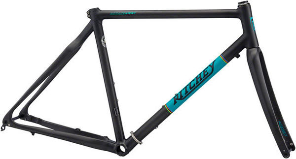 Ritchey Outback Carbon Break-Away Frameset Color: Black