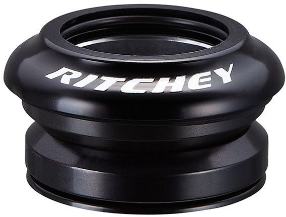 Ritchey Road Comp Drop In Integrated Headset Straight 1-1/8-inch Steerer Color: Black