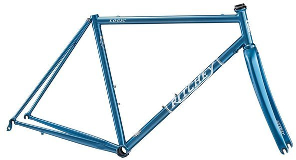 Ritchey Road Logic Frameset Color: Blue
