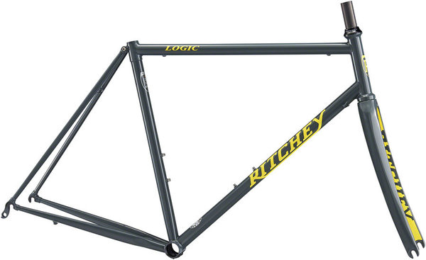 Ritchey Road Logic Frameset Color: Gray/Yellow