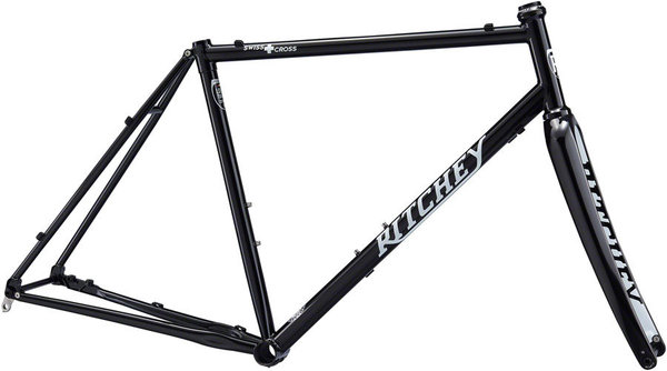 Ritchey Swiss Cross Frameset Color: Black