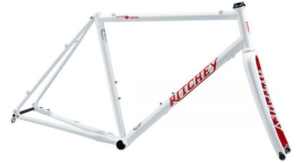 Ritchey Swiss Cross Frameset Color: White/Red