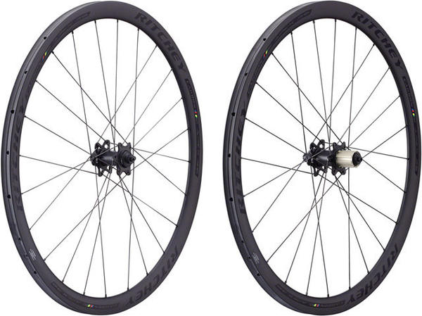 Ritchey WCS Apex 36 Disc Tubular Wheelset Cassette Compatibility: Shimano/SRAM