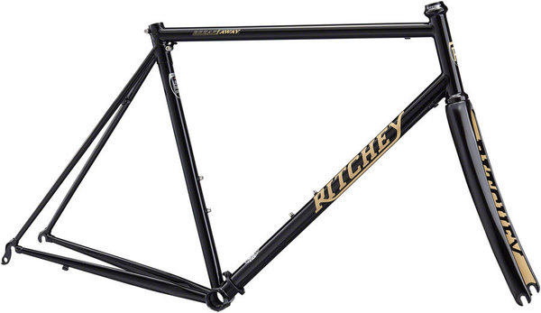 Ritchey Break-Away Steel Road Frameset Color: Black