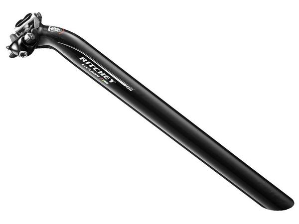Ritchey WCS Carbon 1-Bolt Seatpost Color: Matte UD Carbon