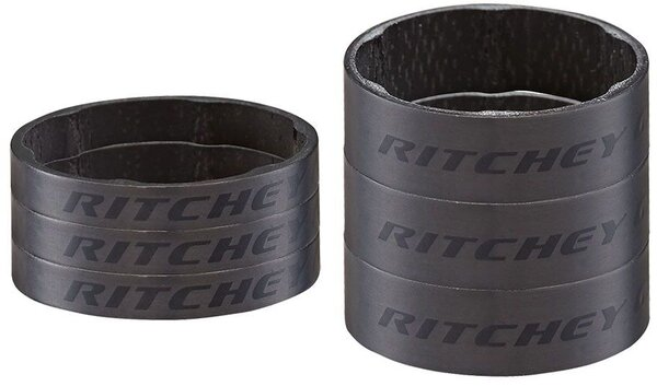Ritchey WCS Carbon Headset Spacers 1-1/8-inch 5mm + 10mm