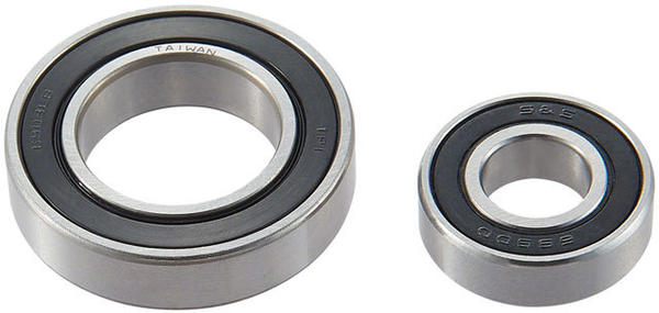 Ritchey WCS Rear Hub Bearing Kit: Apex and Zeta