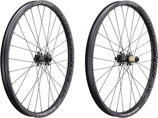 Ritchey WCS Trail 40 Wheelset: 27.5-inch Center Lock Tubeless Cassette Compatibility: Shimano/SRAM