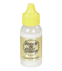 Rock-N-Roll CableMagic PTFE Lube Size: 1-ounce