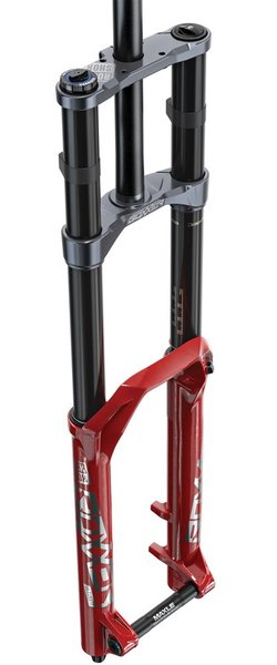 RockShox BoXXer Ultimate Color: BoXXer Red