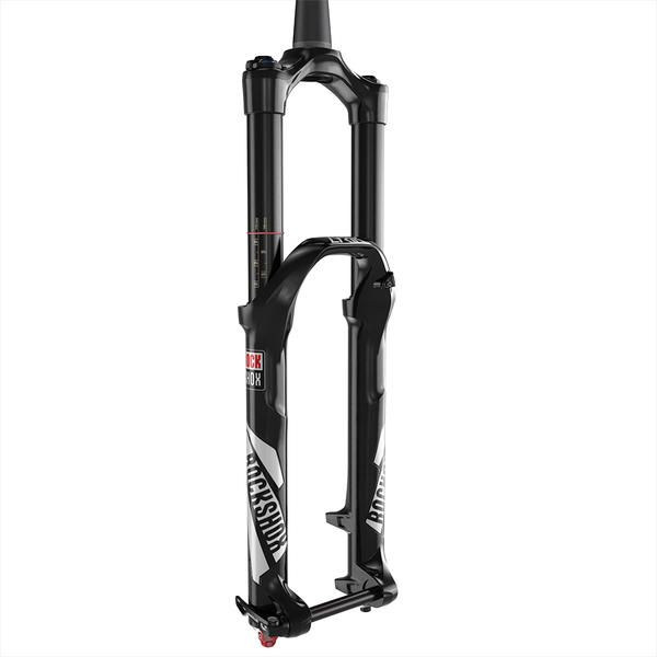 RockShox Lyrik RCT3 Solo Air (27.5-inch) Color: Diffusion Black