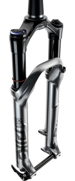 RockShox Pike DJ Color: Gloss Silver