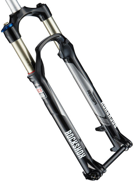 RockShox Reba RLT 29er (PushLoc) Dropouts: 15mm Maxle Lite through-axle