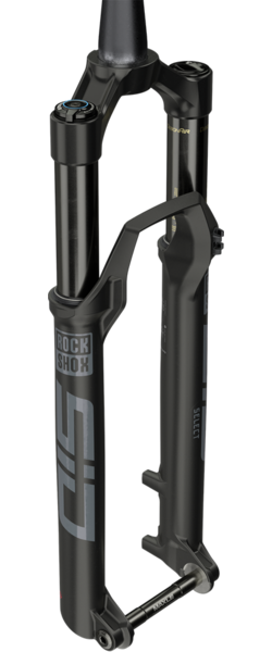 RockShox SID Select w/Remote Color: Diffusion Black