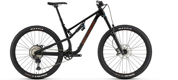 Rocky Mountain Altitude Alloy 50 Color: Black/Brown