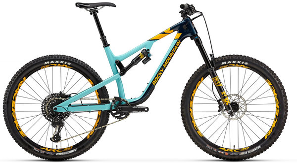 Rocky Mountain Altitude Carbon 70 Color: Blue
