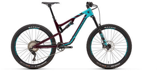Rocky Mountain Altitude Carbon 70 (SRAM) Color: Blue/Red