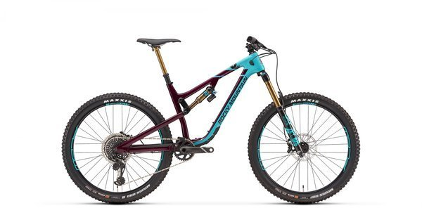 Rocky Mountain Altitude Carbon 90 Color: Blue/Red