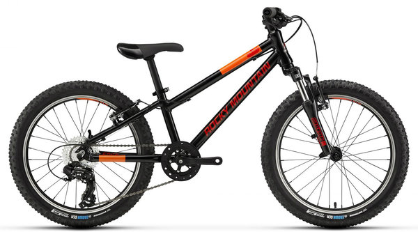 Rocky Mountain Edge 20 Color: Black/Red