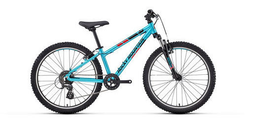 Rocky Mountain Edge 24 Color: Blue/Red
