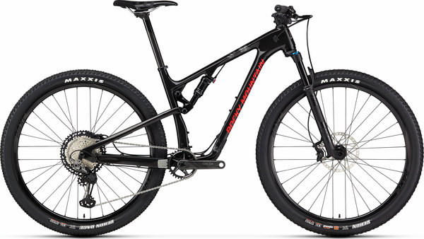 Rocky Mountain Element Carbon 70 XCO Color: Carbon/Red