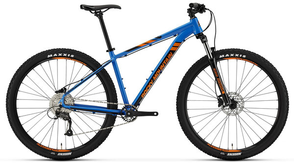 Rocky Mountain Fusion 10 Color: Blue/Black