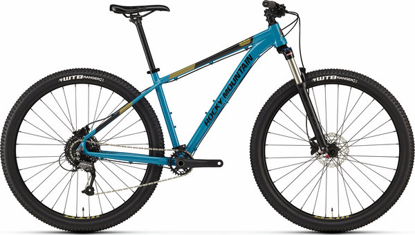 Rocky Mountain Fusion 30 Color: Blue/Black