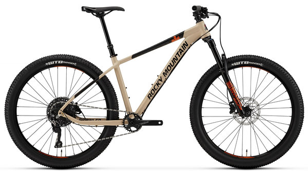 Rocky Mountain Growler 50 Color: Beige/Black