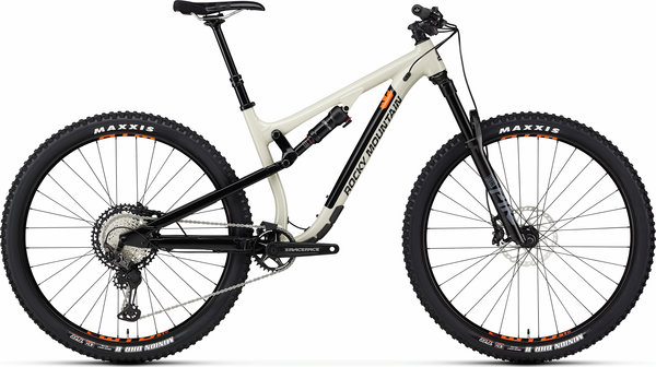 Rocky Mountain Instinct Alloy 50 Color: Grey/Black