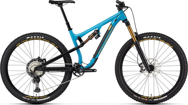 Rocky Mountain Instinct Alloy 70 BC Edition Color: Blue/Black