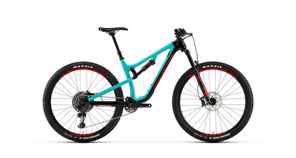 Rocky Mountain Instinct Carbon 50 Color: Black/Blue