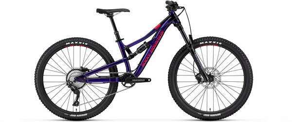 Rocky Mountain Reaper 26 Color: Purple/Black